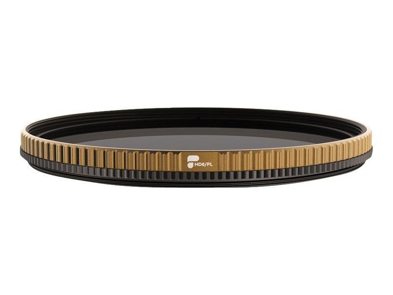 Polar Pro QuartzLine - Filter - Polarisator/neutrale Dichte 8x - 46 mm
