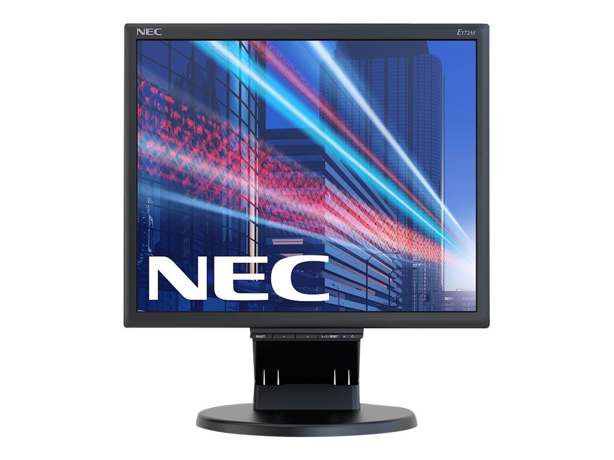 NEC MultiSync E172M - LED-Monitor - 43.27 cm (17
