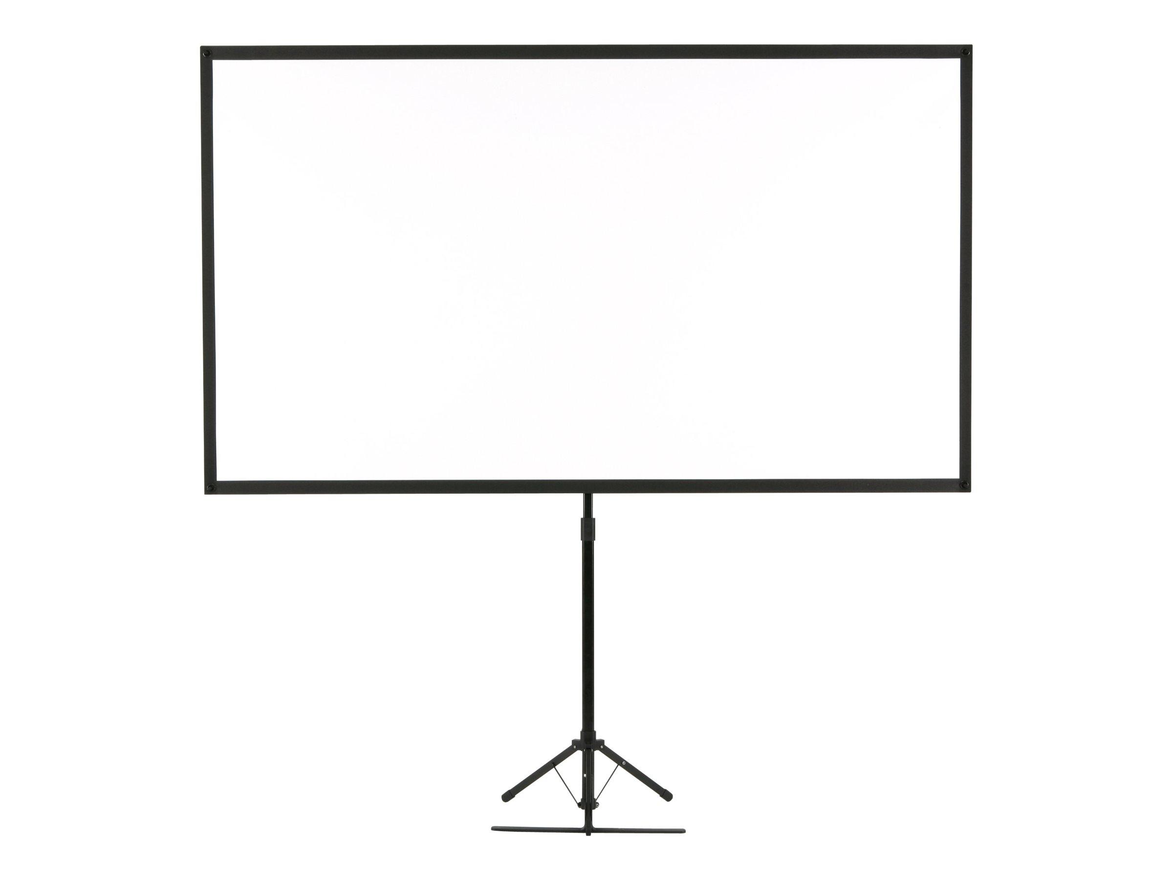 Epson ELPSC21 - Projektionsbildschirm mit Stativ - 203 cm (80
