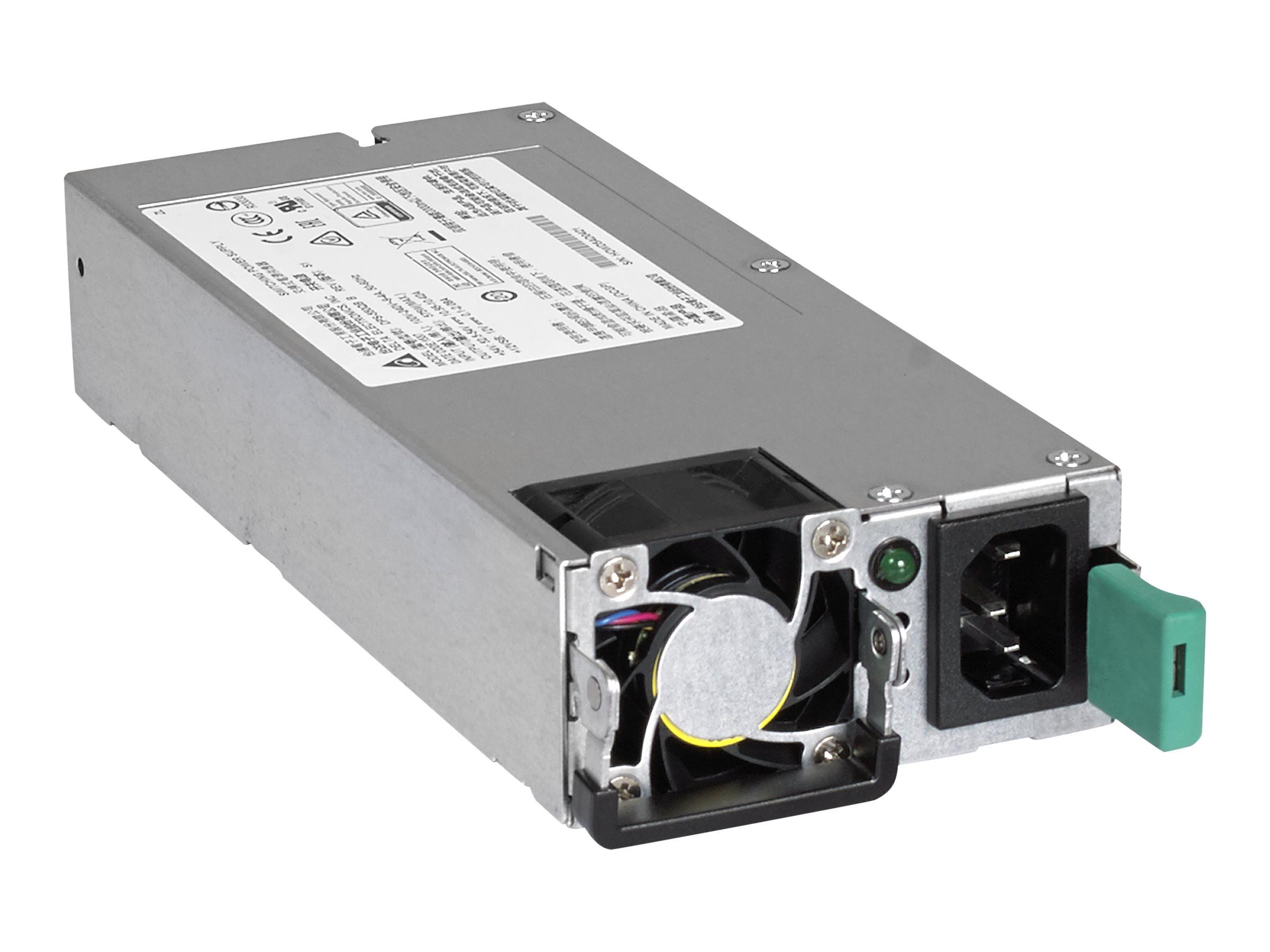 NETGEAR APS550W - Redundante Stromversorgung (intern) - Wechselstrom 110-240 V - 550 Watt - Europa, Americas - für NETGEAR M4300