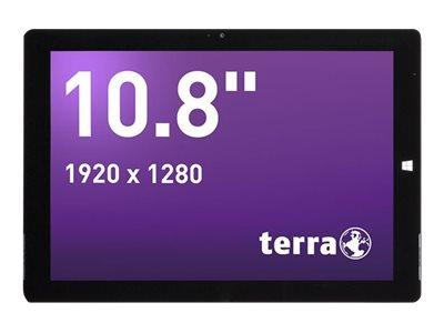 Wortmann TERRA PAD 1062 - Tablet - Atom x5 Z8350 / 1.44 GHz - Win 10 Pro - 4 GB RAM - 64 GB SSD