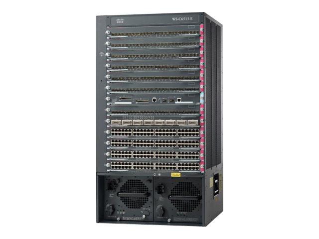 Cisco Catalyst 6513-E - Switch - an Rack montierbar