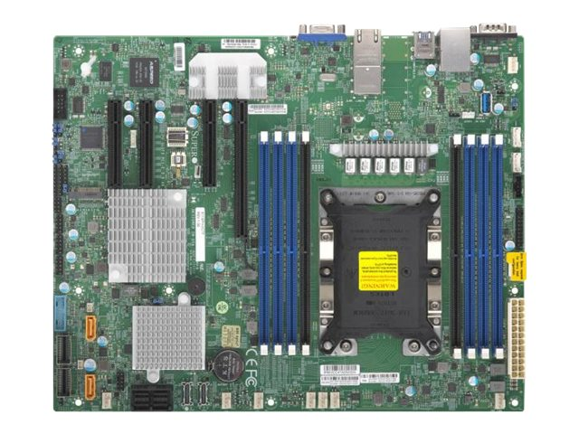 SUPERMICRO X11SPH-NCTF - Motherboard - ATX - Socket P - C622 - USB 3.0