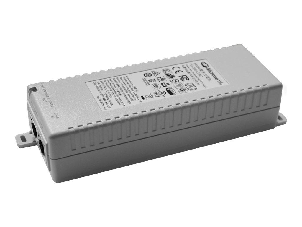 BinTec Gigabit PoE Injector - Power Injector - Wechselstrom 110-240 V - 15.4 Watt - Ausgangsanschlüsse: 1 - Europa