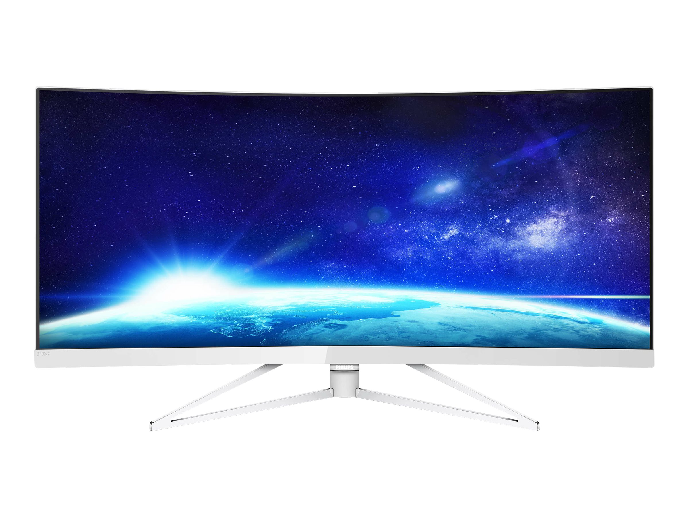 Philips Brilliance X-line 349X7FJEW - LED-Monitor - gebogen - 86.4 cm (34