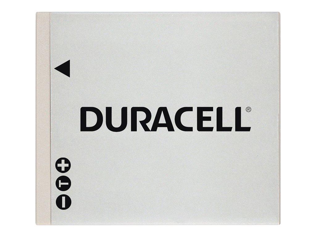 Duracell DRC4L - Camcorder-Batterie - Li-Ion - 700 mAh - Grau
