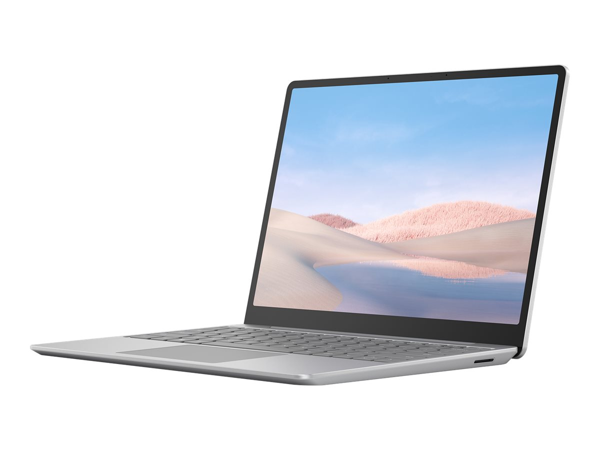 Microsoft Surface Laptop Go - Core i5 1035G1 / 1 GHz - Win 10 Pro - 8 GB RAM - 256 GB SSD - 31.5 cm (12.4