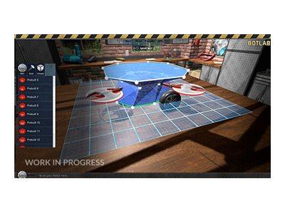 Robot Arena 3 - Win