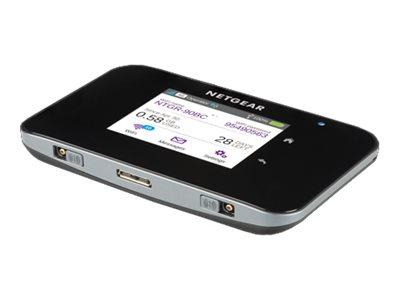 NETGEAR AirCard 810S - Mobiler Hotspot - 4G LTE - 600 Mbps - 802.11ac