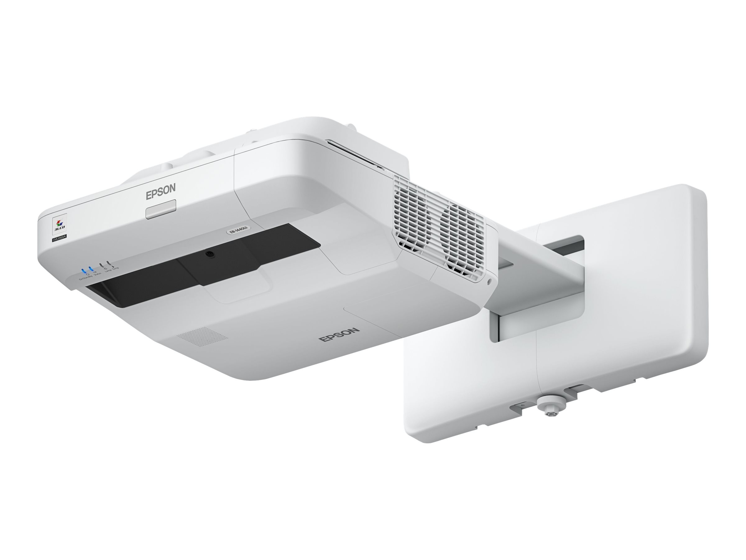 Epson EB-1440Ui - 3-LCD-Projektor - 3800 lm (weiss) - 3800 lm (Farbe) - WUXGA (1920 x 1200) - 16:10
