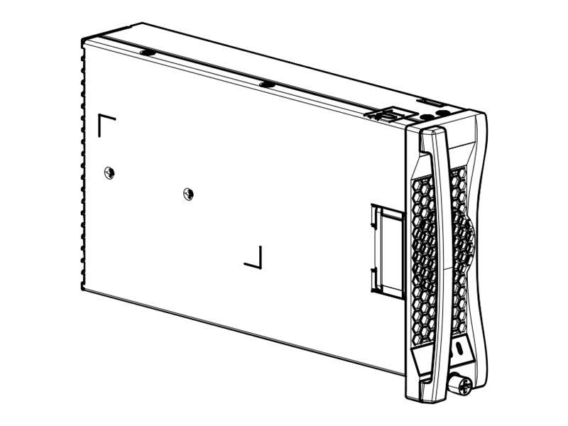 Schneider InRow Fan PSU ACAC10038 - Lüftungseinheit
