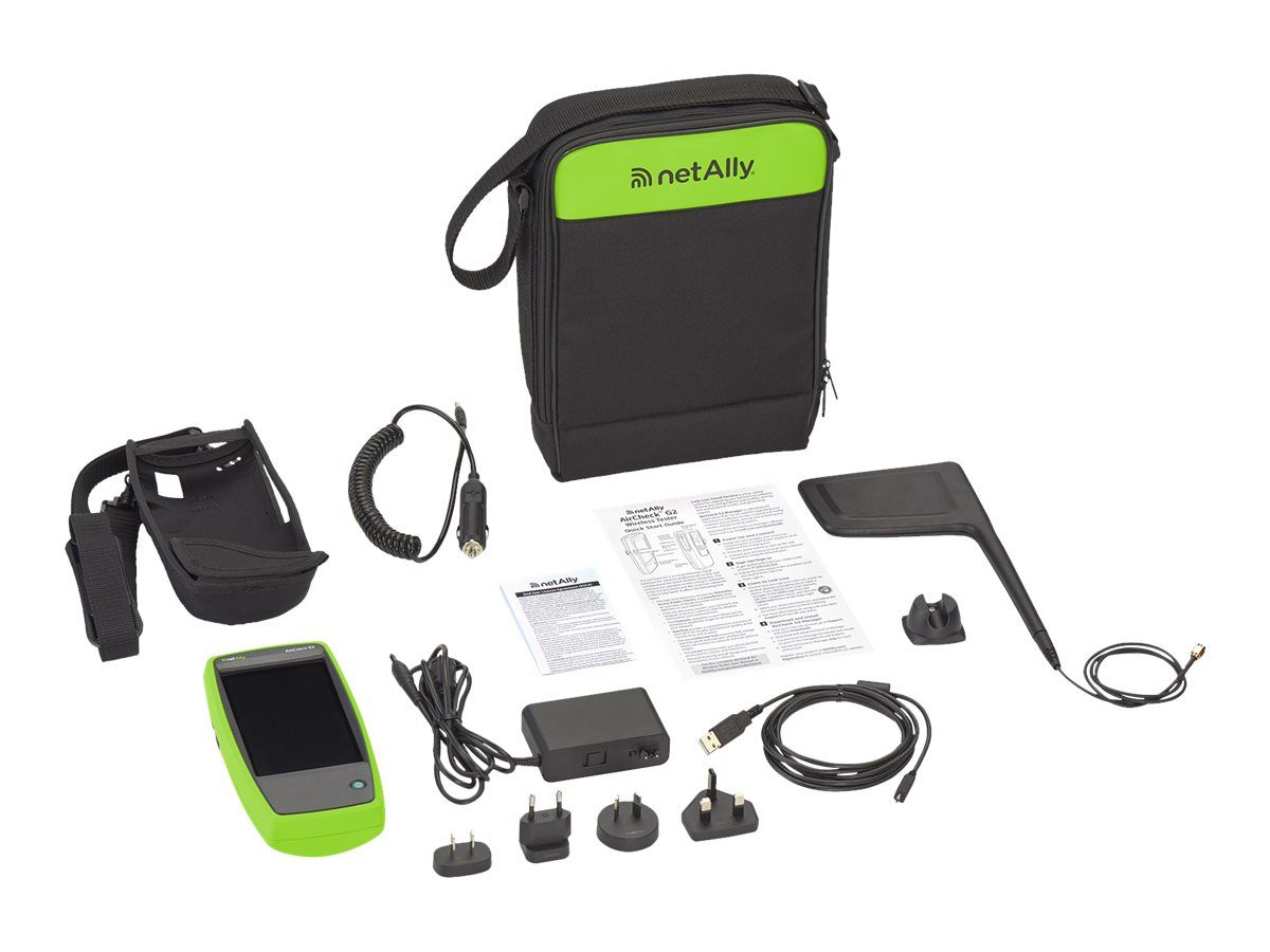 NetAlly AirCheck G2 Wireless Tester Kit - Netzwerktester