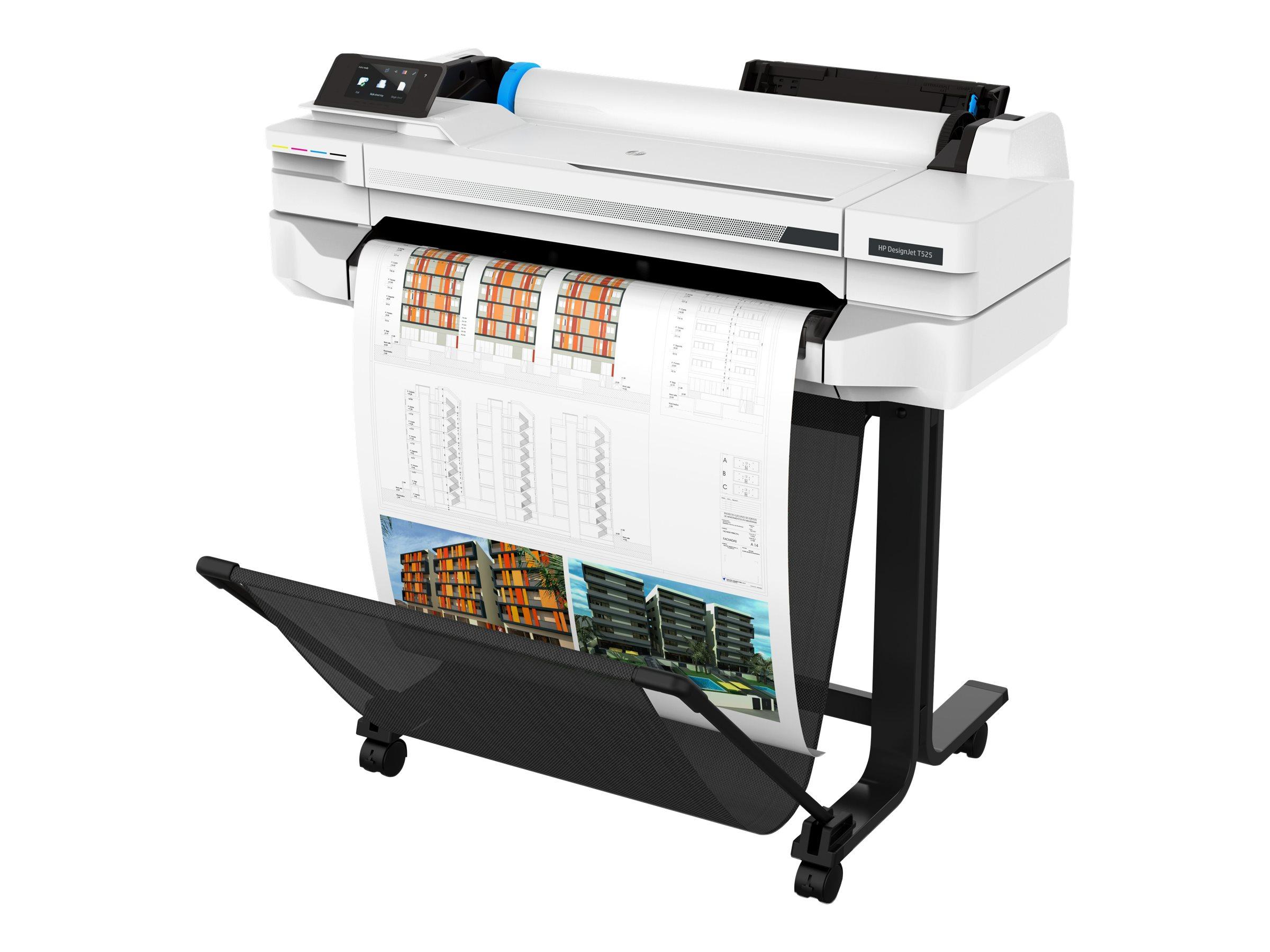 HP DesignJet T525 - 610 mm (24