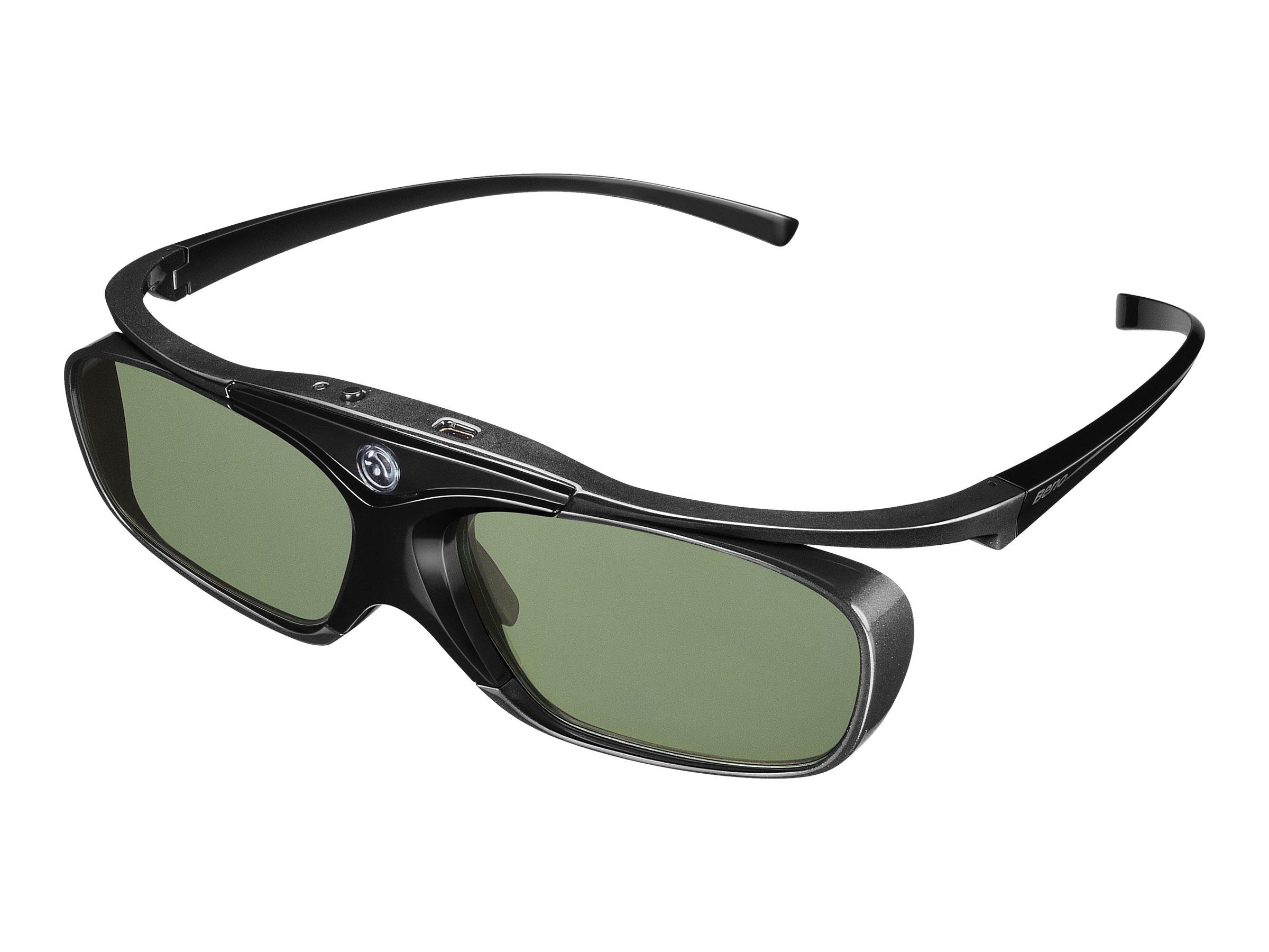 BenQ 3D Glasses DGD5 - 3D-Brille - Active Shutter - für BenQ MH534