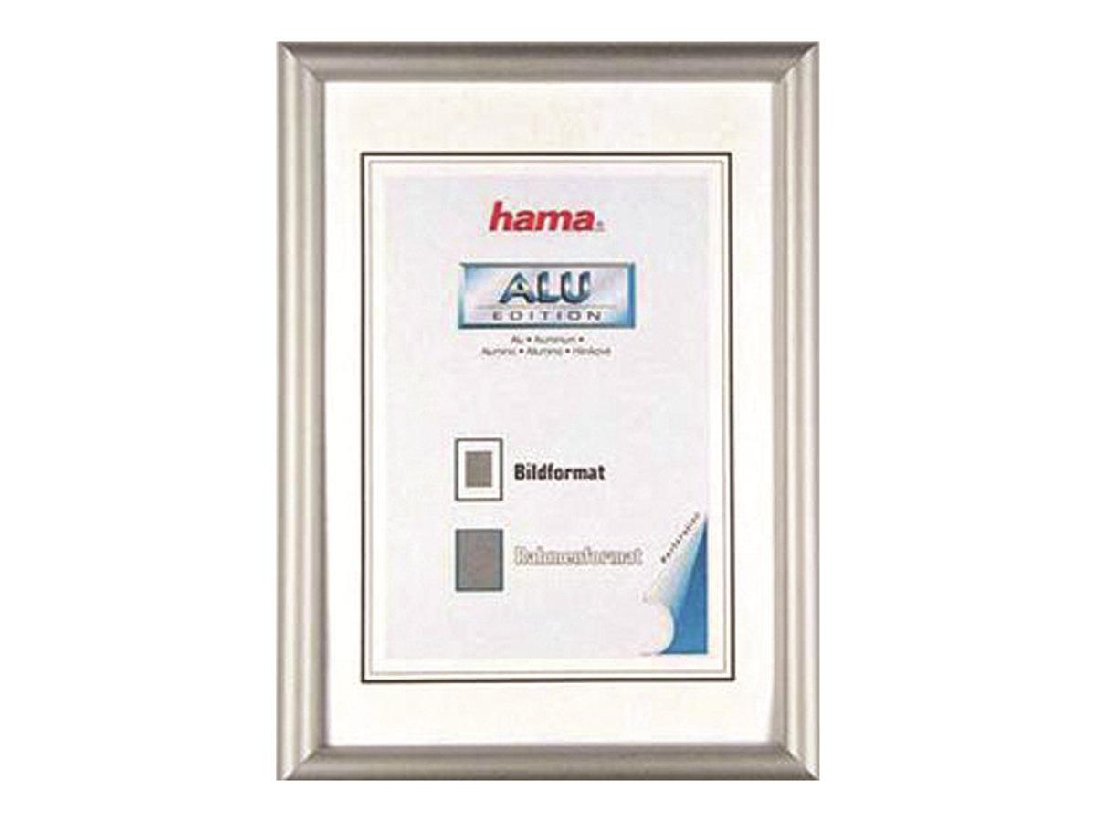 Hama Chicago - Fotorahmen - Konzipiert für: 8x11 Zoll (20x28 cm) - Aluminium