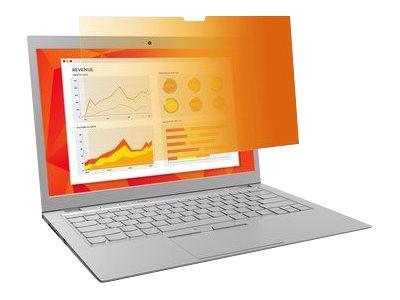 3M Blickschutzfilter Gold für Touch-Laptops mit 12,5