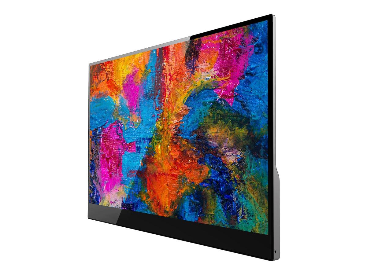 V7 L156TCH-1G - LCD-Monitor - 39.6 cm (15.6