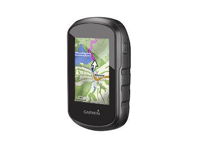 Garmin eTrex Touch 35 - GPS-/GLONASS-Navigationssystem - Wandern, Fahrrad 2.6 Zoll