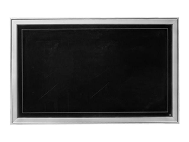 HAGOR ScreenOut Pro XL Landscape - Befestigungskit (Gehäuse für den Aussenbereich) für LCD-Display - verriegelbar - Aluminium, G