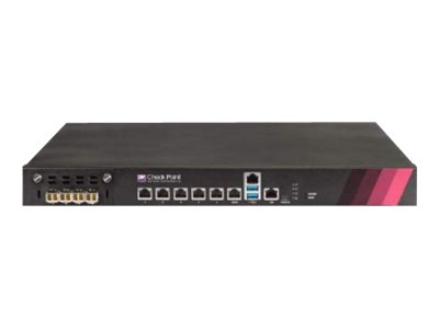Check Point 5100 SandBlast Next Generation Security Gateway - Sicherheitsgerät - mit 3 Jahre Premium-Support - GigE - 1U - Rack-
