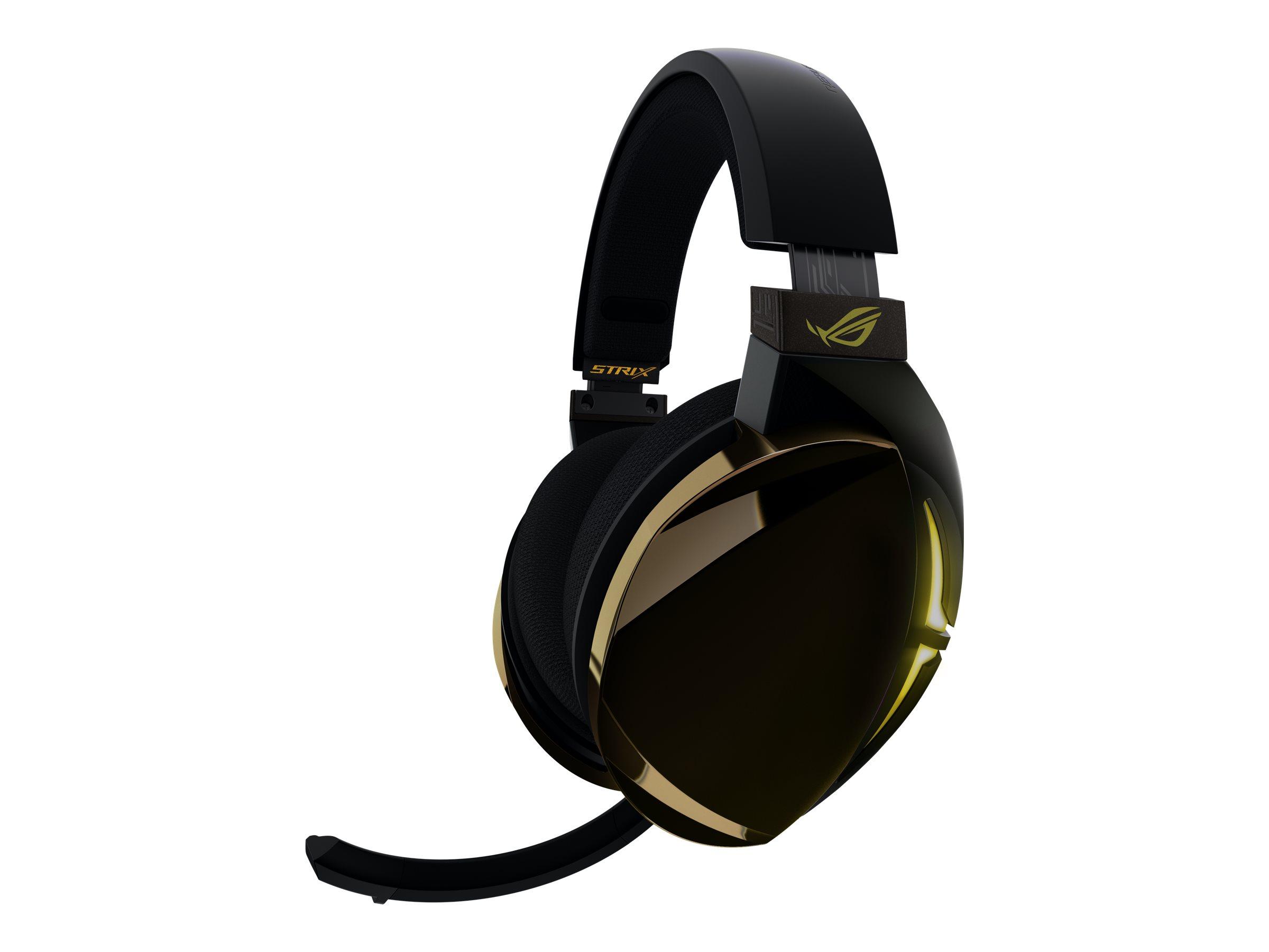 ASUS ROG Strix Fusion 700 - Headset - ohrumschliessend - Bluetooth - kabellos
