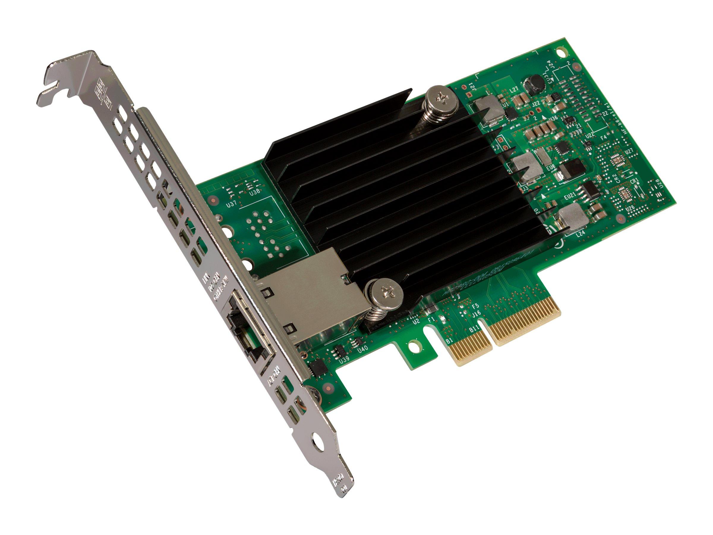 Intel Ethernet Converged Network Adapter X550-T1 - Netzwerkadapter - PCIe 3.0 x4 Low-Profile - 10Gb Ethernet x 1