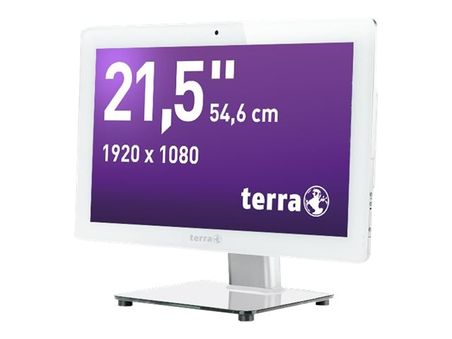 Wortmann TERRA ALL-IN-ONE-PC 2211wh - GREENLINE - All-in-One (Komplettlösung) - 1 x Core i5 7500 / 3.4 GHz - RAM 8 GB - SSD 250