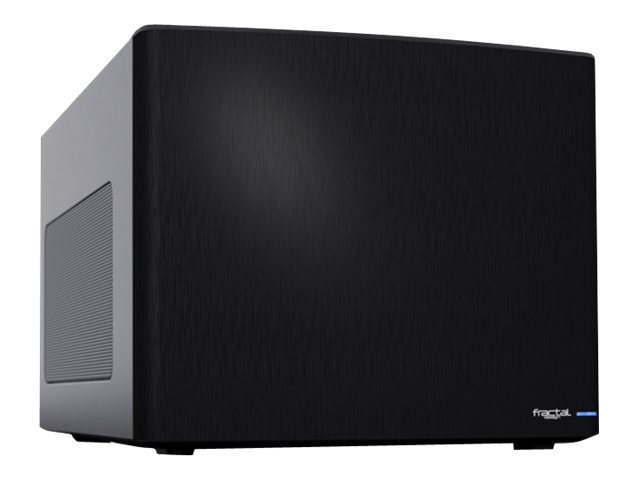 Fractal Design Node 304 - Desktop - Mini-ITX - ohne Netzteil ( ATX ) - USB/Audio