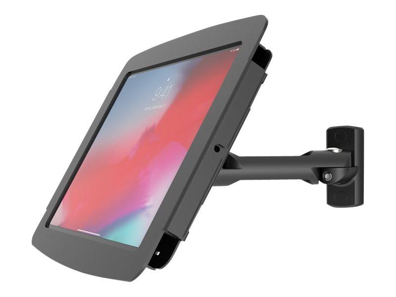 Compulocks Space Swing iPad Enclosure Stand - Befestigungskit (Schwenkarm, Diebstahlschutzgehäuse) für Apple iPad 10.2
