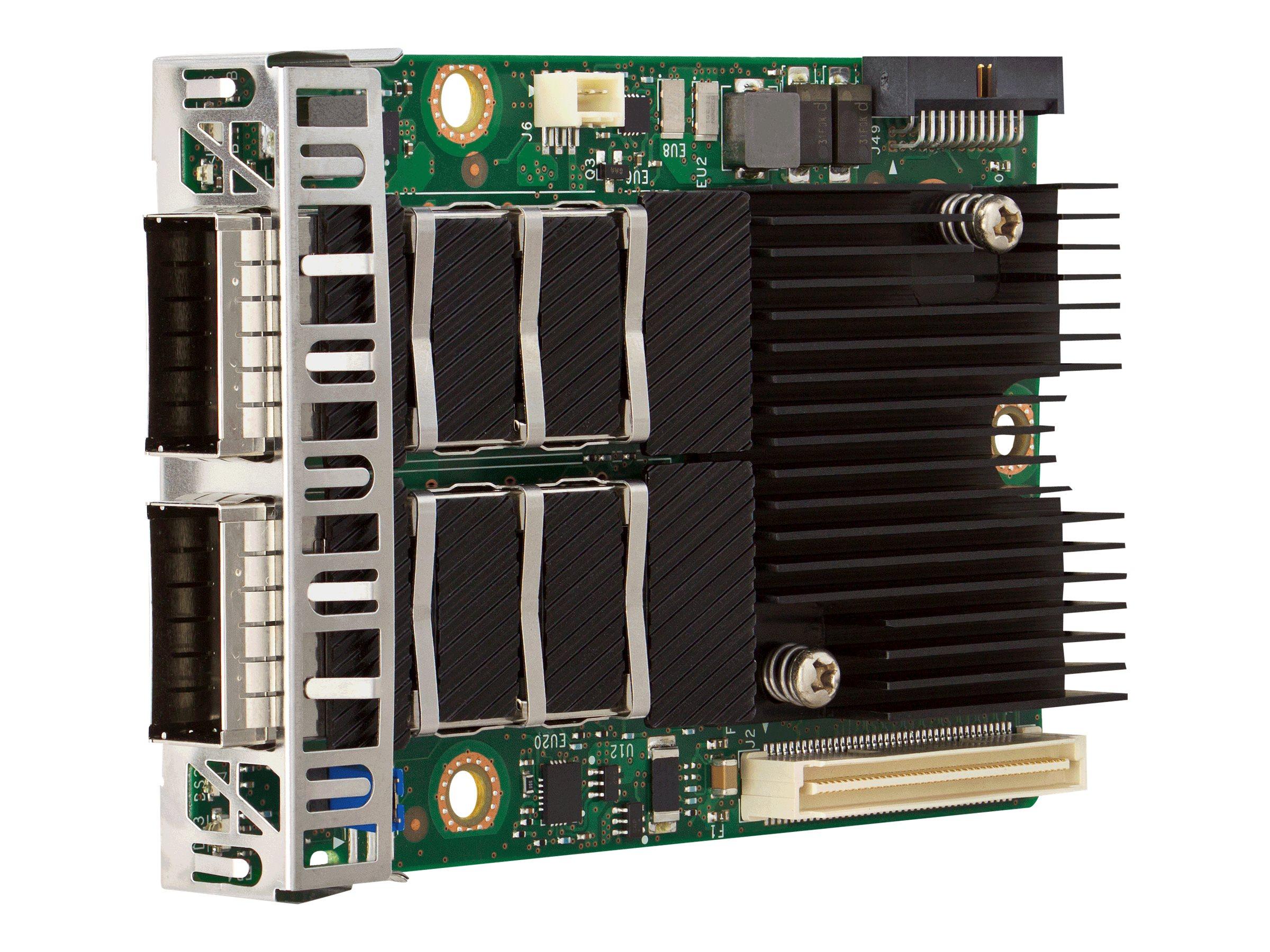 Intel I/O Module XL710-QDA2 - Netzwerkadapter - 40 Gigabit QSFP+ x 2 - für Compute Module HNS2600; Server Compute Module HNS2600