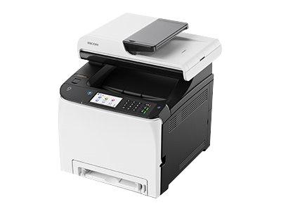 Ricoh SP C260SFNw - Multifunktionsdrucker - Farbe - Laser - A4 (210 x 297 mm) (Original) - A4 (Medien)