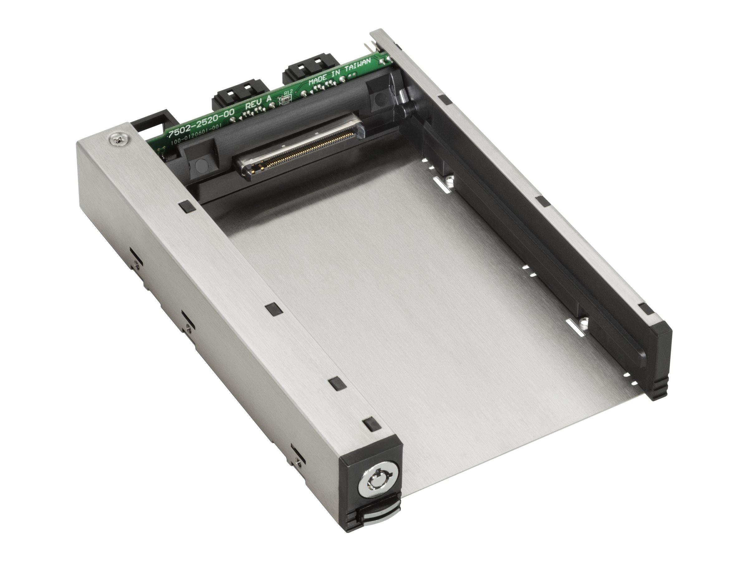 HP DP25 Removable HDD Spare Carrier - Träger für Speicherlaufwerk (Caddy) - 2.5