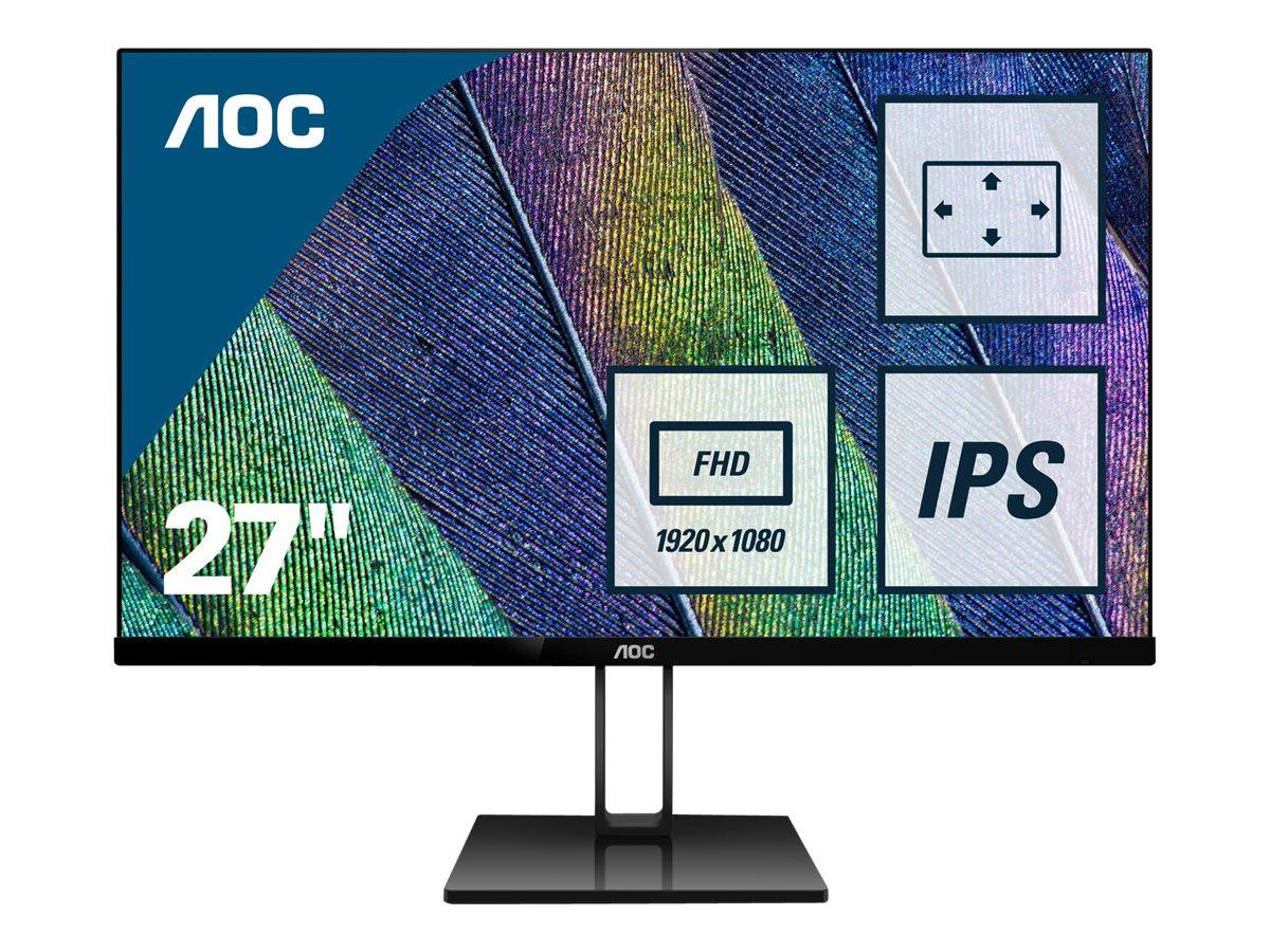 AOC 27V2Q - LED-Monitor - 68.6 cm (27