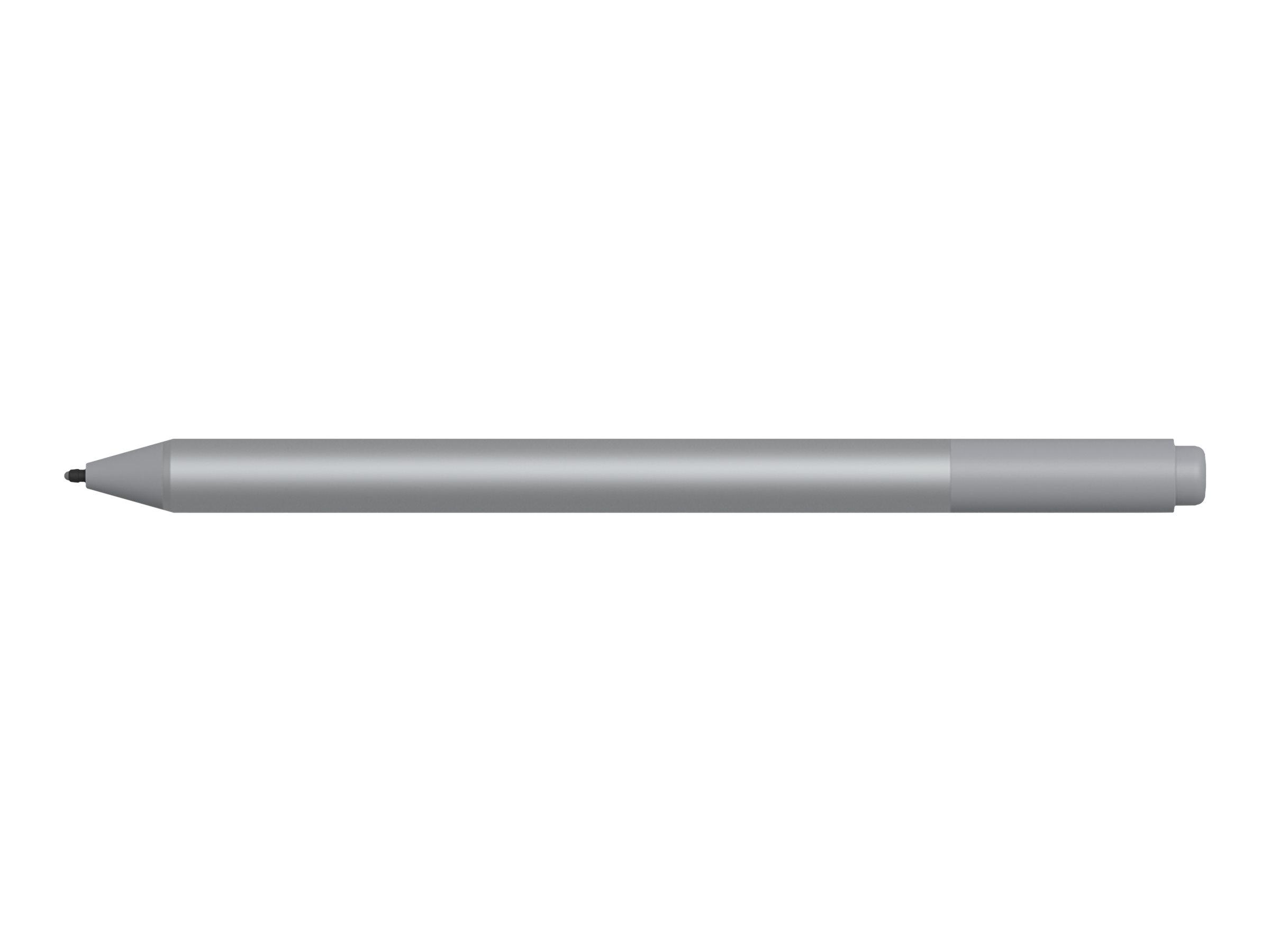 Microsoft Surface Pen M1776 - Stift - 2 Tasten - kabellos - Bluetooth 4.0 - Platin