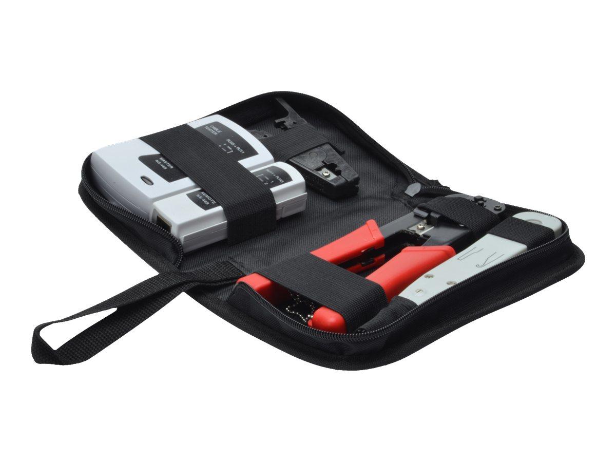 DIGITUS DN-94022 - Netzwerkreparaturausrüstung