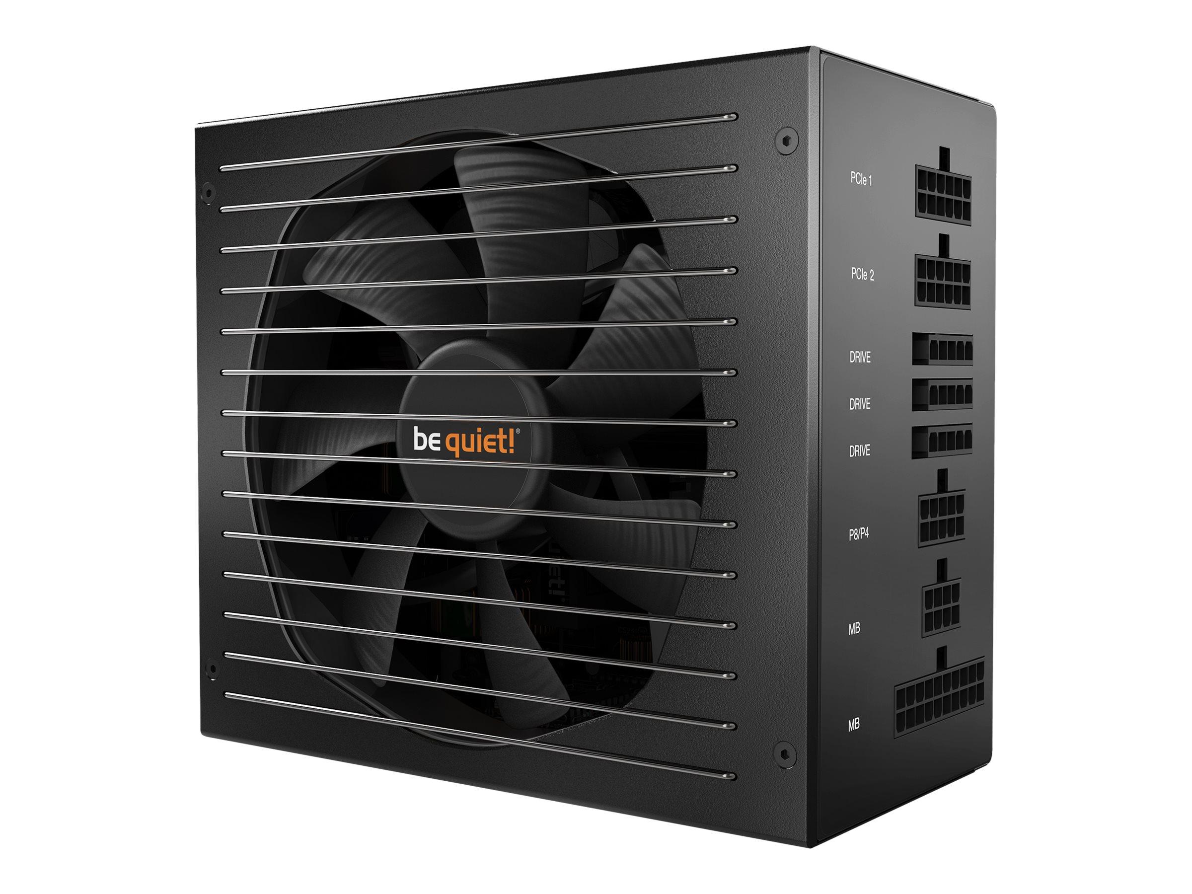 be quiet! Straight Power 11 Platinum 850W - Netzteil (intern) - ATX12V 2.51/ EPS12V 2.92 - 80 PLUS Platinum - Wechselstrom 100-2