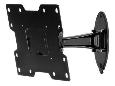 Peerless SmartMount Pivot Wall Arm - Wandhalterung für LCD TV - Schwarz - Bildschirmgrösse: 55.9-101.6 cm (22