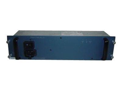 Cisco - Stromversorgung redundant / Hot-Plug (Plug-In-Modul) - Wechselstrom 100-240 V - 2700 Watt - für Cisco 7604; Catalyst 650