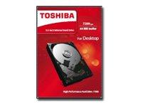 Toshiba P300 - Festplatte - 3 TB - intern - 3.5