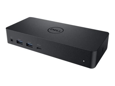 Dell Universal Dock - D6000 - Docking Station - USB - GigE - 130 Watt