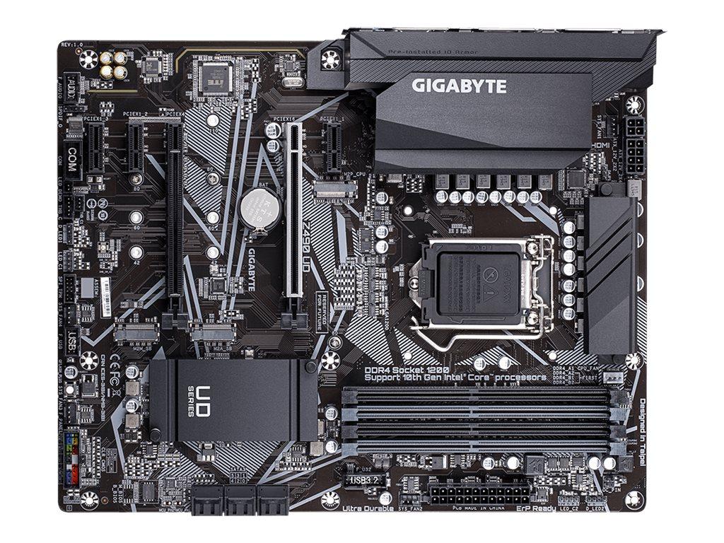 Gigabyte Z490 UD - 1.0 - Motherboard - ATX - LGA1200-Sockel - Z490