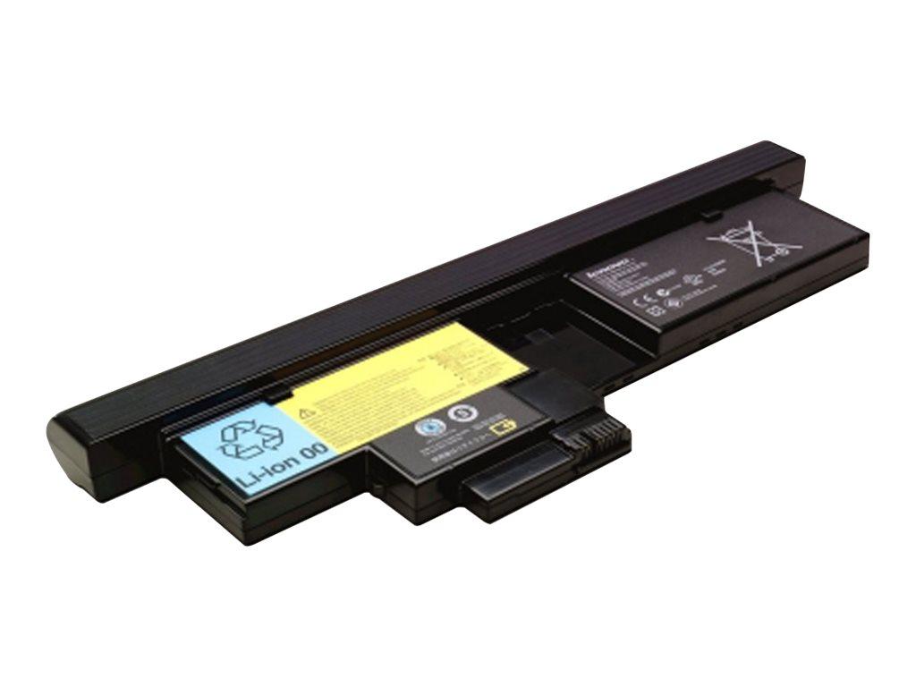 Lenovo - Laptop-Batterie - 1 x Lithium-Ionen 8 Zellen 4600 mAh - für ThinkPad X200 Tablet; X201 Tablet