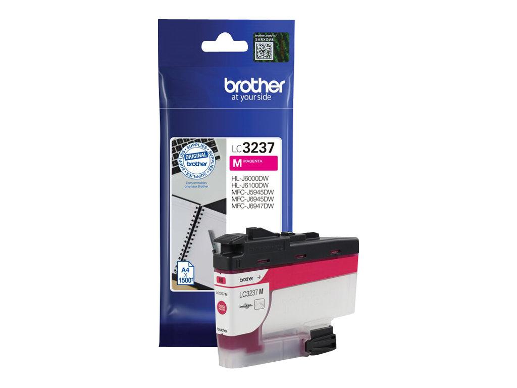 Brother LC3237M - Magenta - Original - Tintenpatrone - für Brother HL-J6000DW, HL-J6100DW, MFC-J5945DW, MFC-J6945DW, MFC-J6947DW