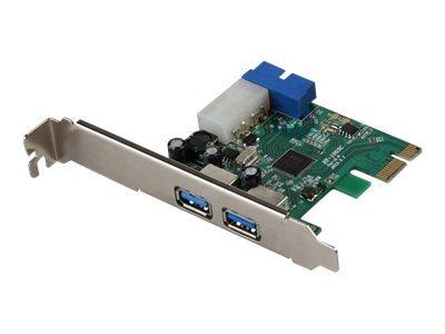 i-Tec PCIe Card 4x USB 3.0 - USB-Adapter - PCIe 2.0 - USB, USB 2.0, USB 3.0 - 4 Anschlüsse