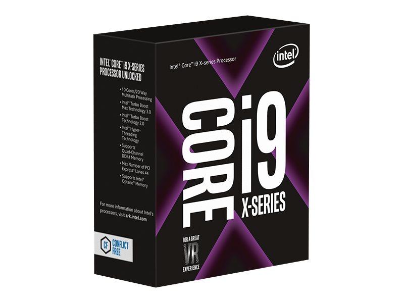 Intel Core i9 7960X X-series - 2.8 GHz - 16 Kerne - 32 Threads - 22 MB Cache-Speicher - LGA2066 Socket