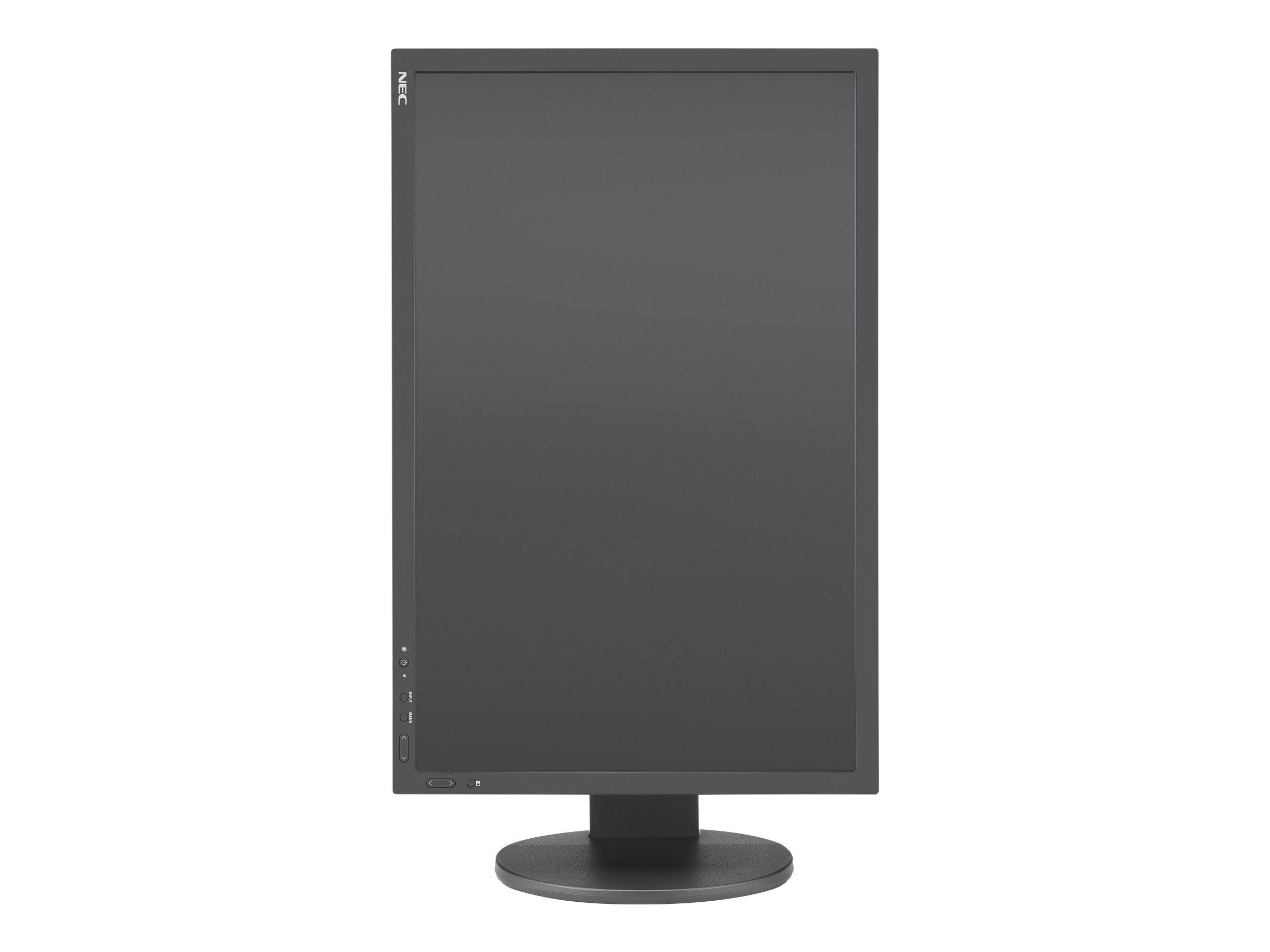 NEC MultiSync PA243W - LED-Monitor - 61 cm (24