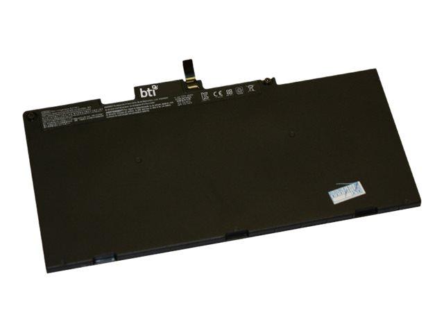 BTI - Laptop-Batterie - 1 x Lithium-Polymer 4 Zellen 2950 mAh
