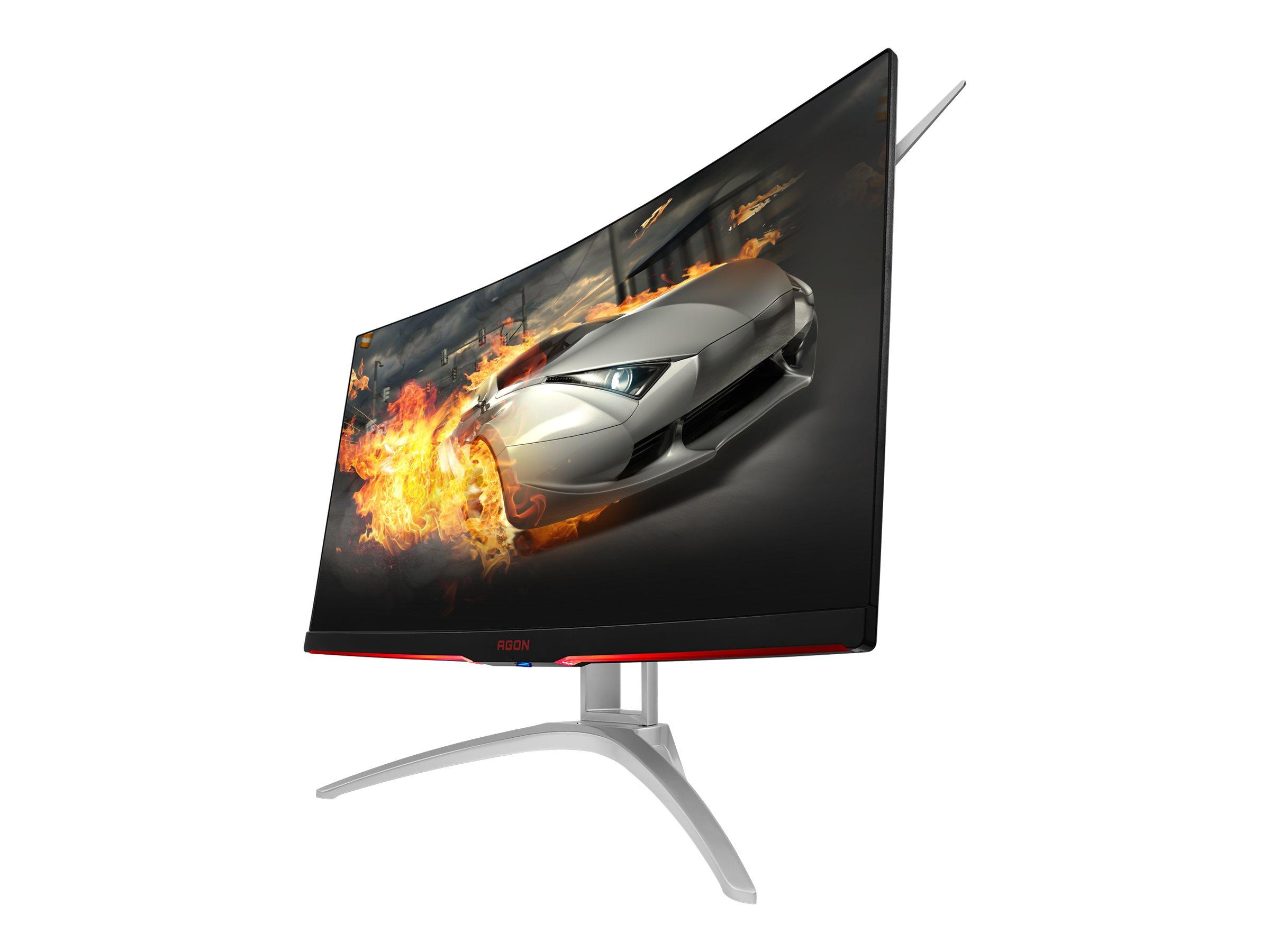 AOC Gaming AGON series AG272FCX - LED-Monitor - gebogen - 68.6 cm (27