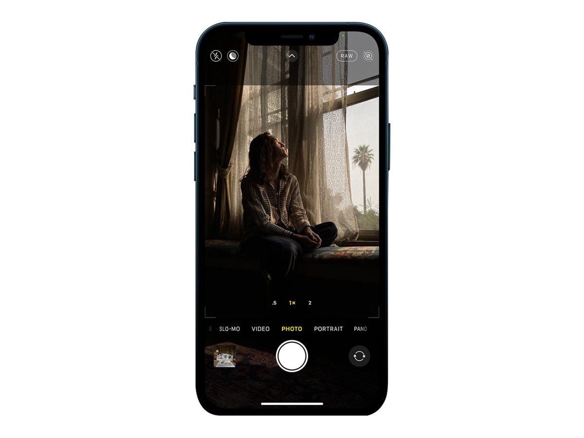 Apple iPhone 12 Pro - 5G Smartphone - Dual-SIM - 128 GB - OLED-Display - 6.1