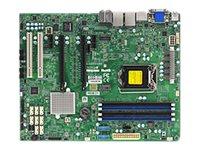SUPERMICRO X11SAE-F - Motherboard - ATX - LGA1151 Socket - C236 - USB 3.0, USB 3.1